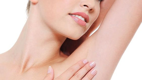 Skin hair removal for sensitive areas: Bikini, lips and face.