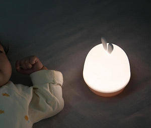Portable Soft Tap Night Light - Bunny - CrazyBee