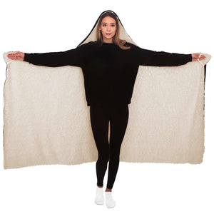 Theatre Mind Hooded Blanket