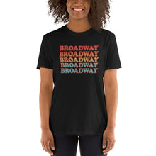 Load image into Gallery viewer, Theatre Broadway Retro Vintage Unisex T-Shirt