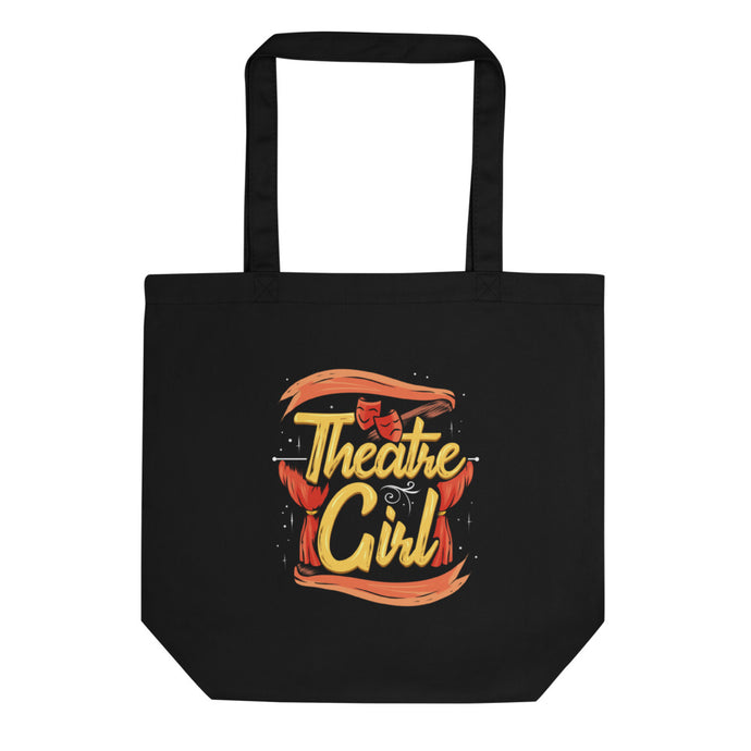 theatre musical tote bag