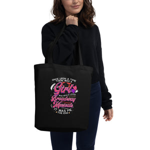 Broadway Girl Theatre Eco Tote Bag