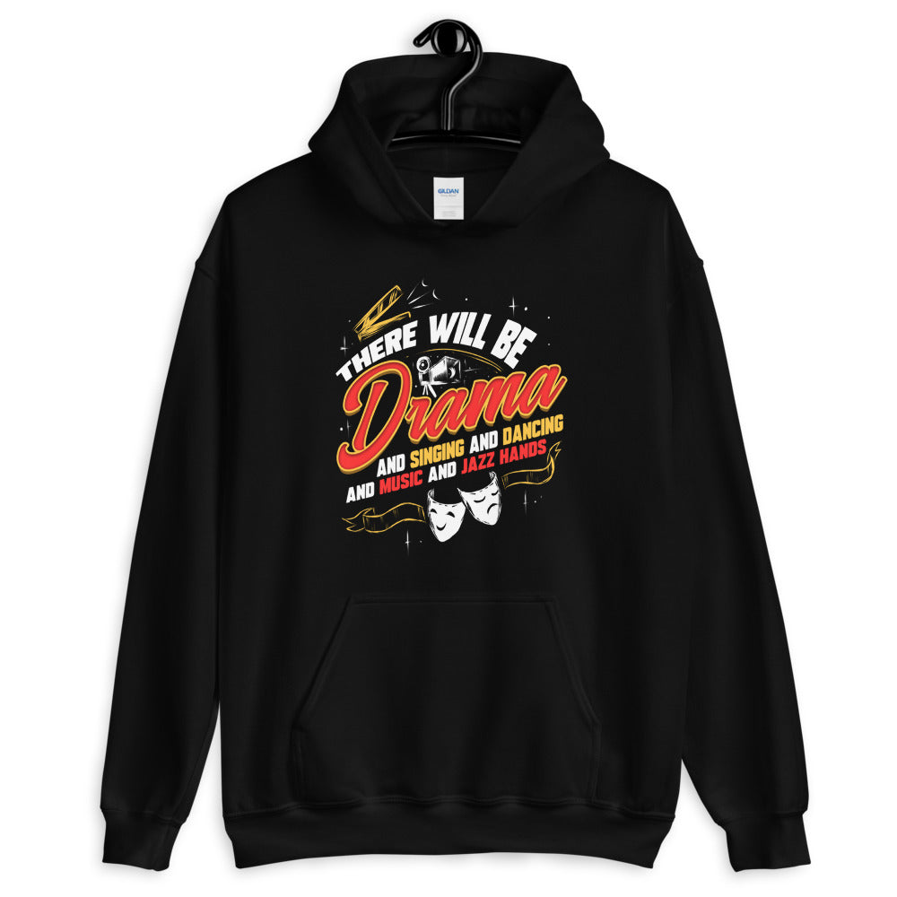 Funny Theatre Musical Hoodie