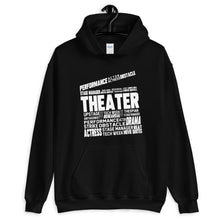 Load image into Gallery viewer, theater musical hoodie