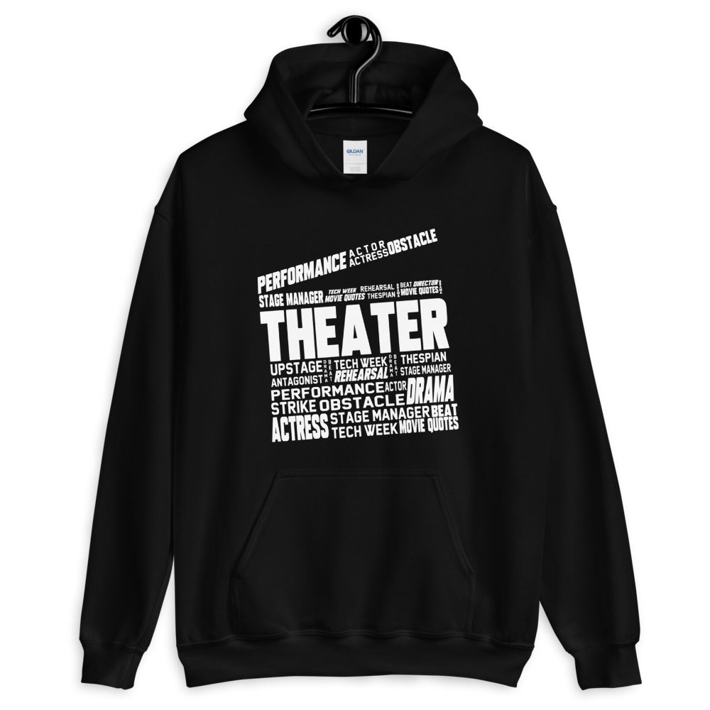 theater musical hoodie