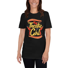 Load image into Gallery viewer, Theatre Girl Unisex T-Shirt