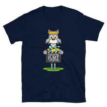 Load image into Gallery viewer, Theatre Is My Sport Cat Unisex T-Shirt