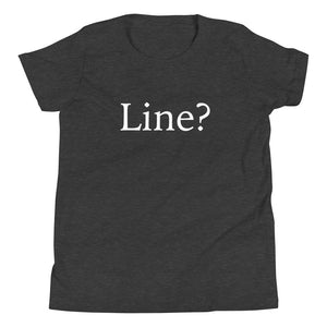 Line Youth T-Shirt