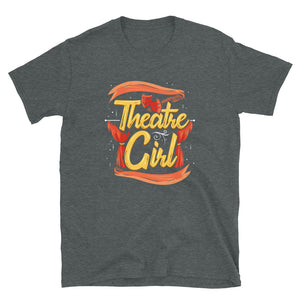 theatre girl shirt