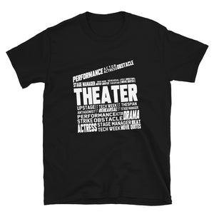 Theater Musical Actor T-Shirt