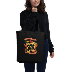 Theatre Girl Eco Tote Bag