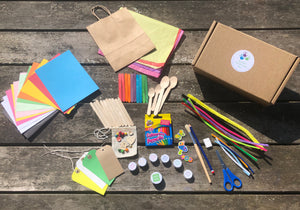 Bumper Art & Craft Materials Box