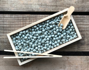 Single Colour Dyed Chickpeas - Metallic