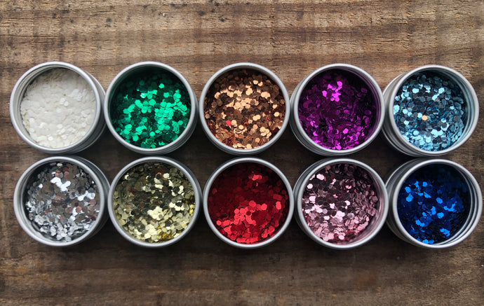Eco-friendly Biodegradable Glitter