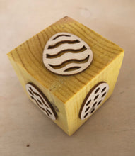 Load image into Gallery viewer, Easter Wooden Block Stamps