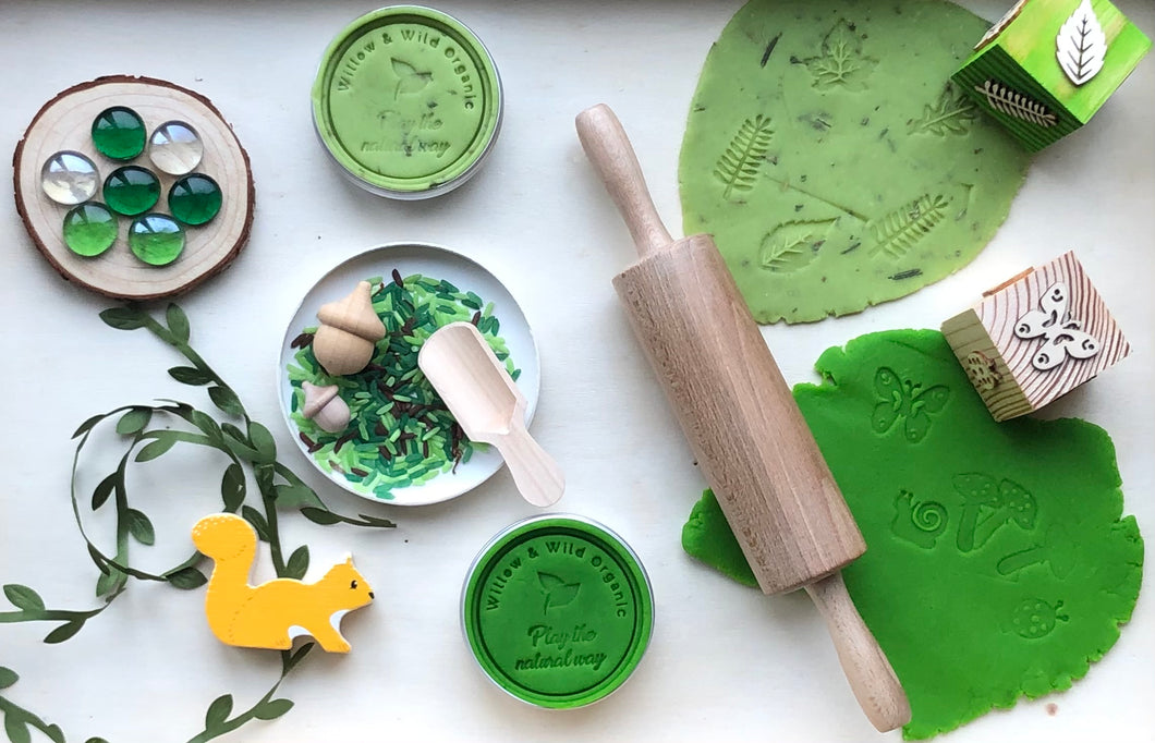 Into the Forest Sensory Play Set