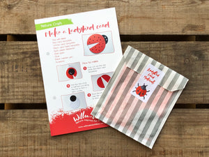 Make a Ladybird Card