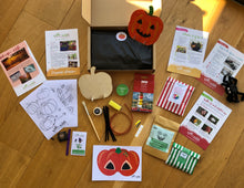 Load image into Gallery viewer, Willow & Wild Box - BumperBox Size Nature Craft & Gardening Kit