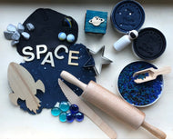 Outer Space Sensory Play Set