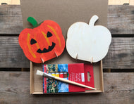Halloween Pumpkin Kit