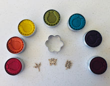 Load image into Gallery viewer, Rainbow Natural Playdough Kit - A donation from your purchase will go to support NHS staff