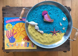 Sensory Play & Book Set