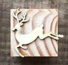 Load image into Gallery viewer, Christmas Wooden Block Stamps