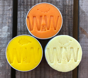 Natural Playdough Trio (3 Tins)