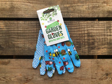 Load image into Gallery viewer, Children's Gardening Gloves