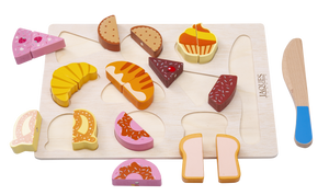 Let's Pretend Bakery Board