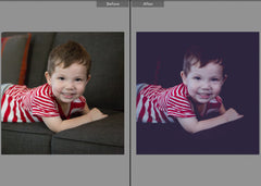 Lightroom Presets - Creative Mood Portrait Workflow Presets