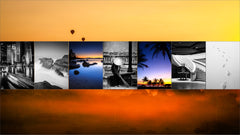 Youtube Cover Photo Collage Sample