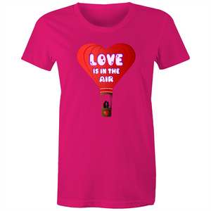 Maple Tee – Love is in the air - Women's