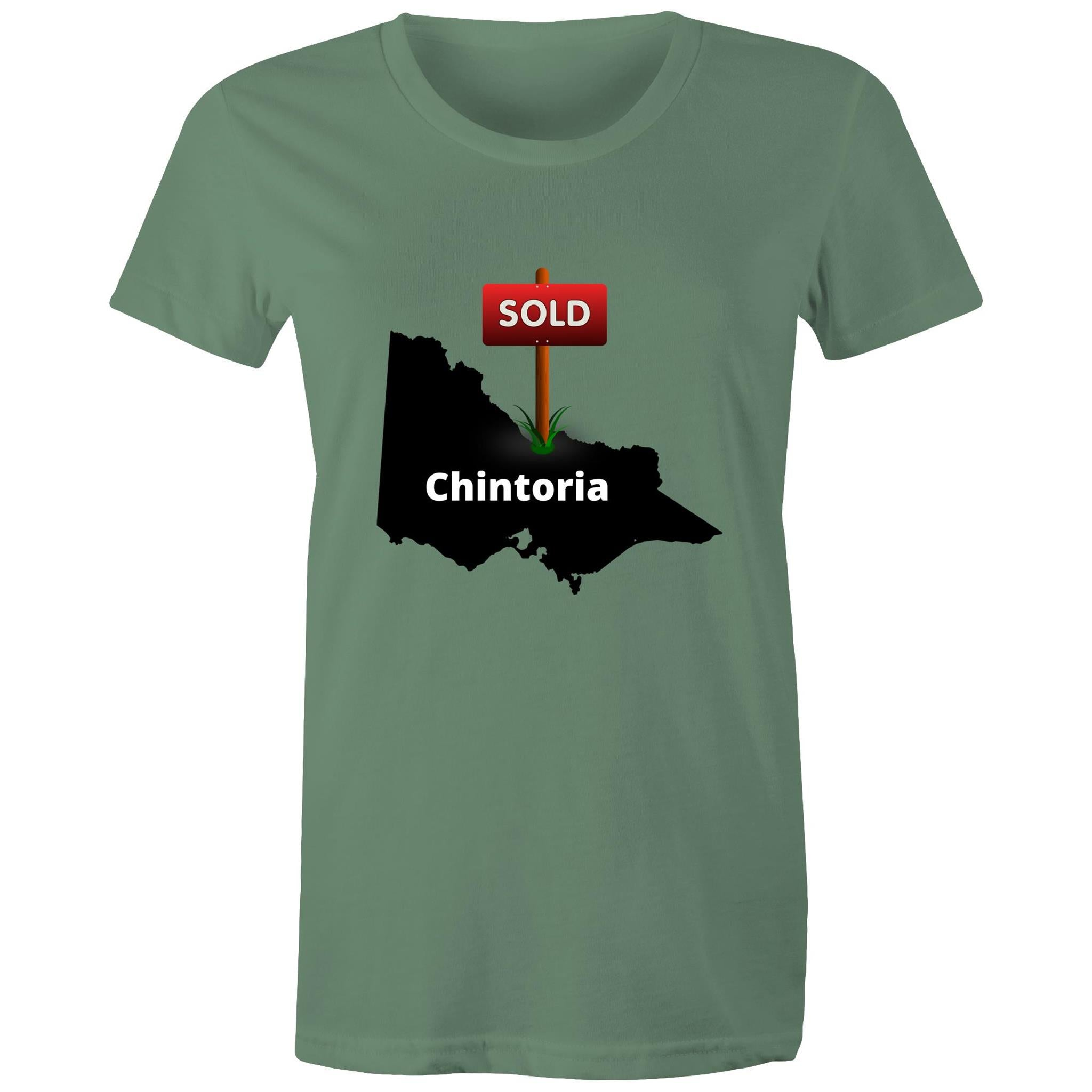 Maple Tee – Sold Chintoria - Women's
