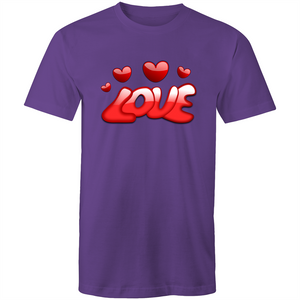 Maple Tee – Love - Women's
