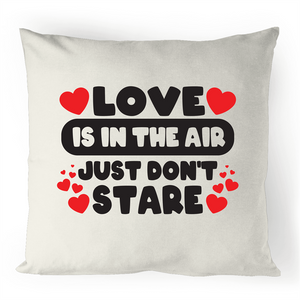 Cushion Cover - Love is in the air - 100% Linen