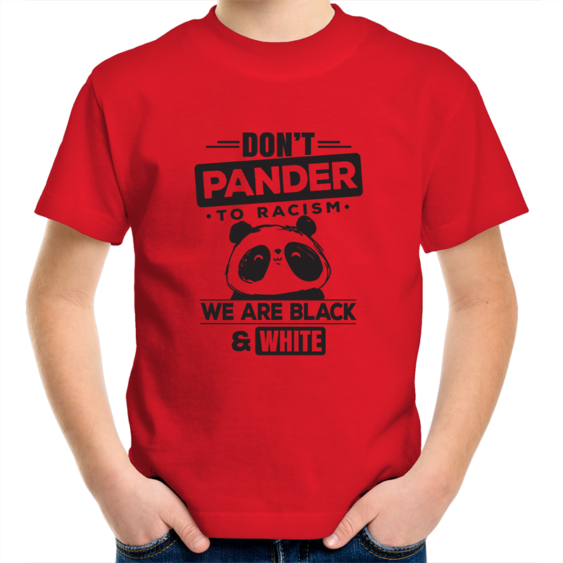 Sportage Surf - Don't pander to racism - Kids Youth T-Shirt