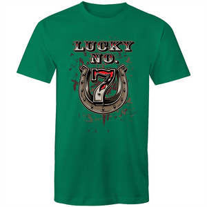 Maple Tee – Lucky number seven - Women's