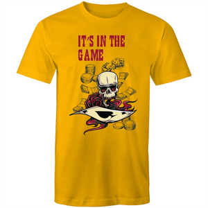 Colour Staple T-Shirt – It's in the game - Mens