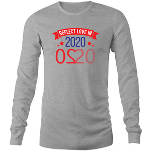 Long Sleeve T-Shirt - Reflect Love in 2020 - Mens
