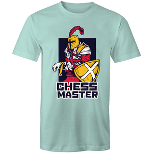 Colour Staple T-Shirt – Chess master - Mens