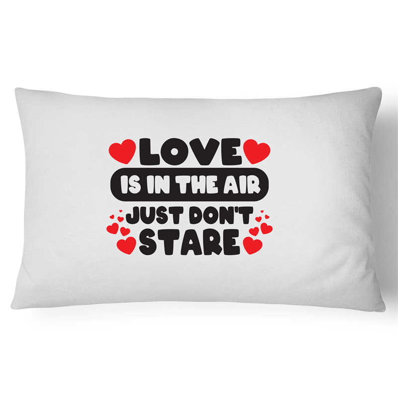 Pillow Case - Love is in the air - 100% Cotton
