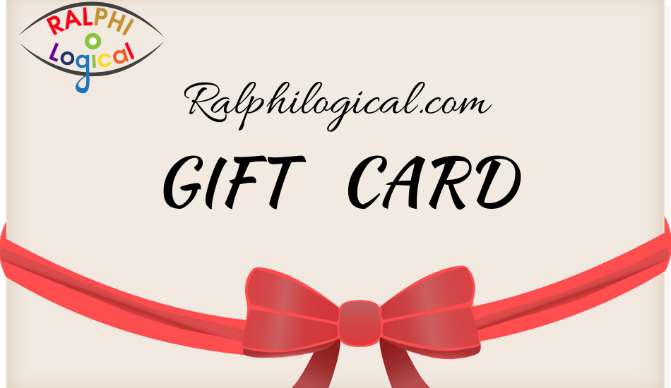 Ralphi Logical gift card