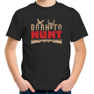 Sportage Surf - Born to hunt - Kids Youth T-Shirt