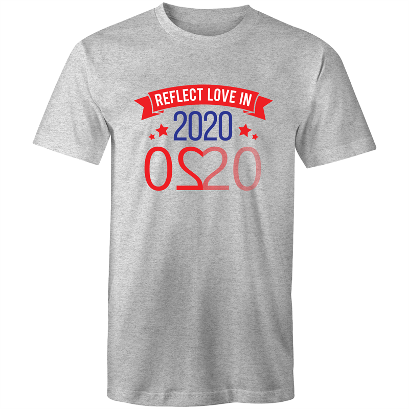 Colour Staple T-Shirt – Reflect Love in 2020 - Mens