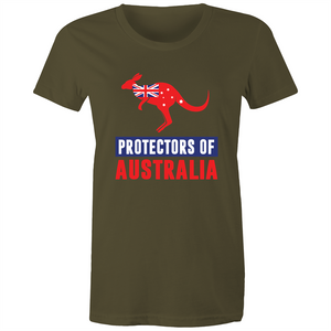 Maple Tee - Protectors of Australia - Women's