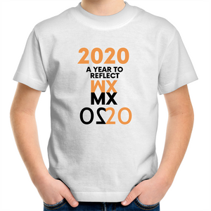 Sportage Surf - 2020 A year to reflect - Kids Youth T-Shirt