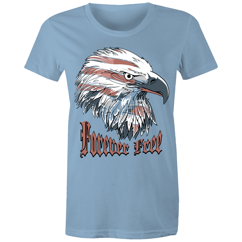 Maple Tee – American Forever Free - Women's