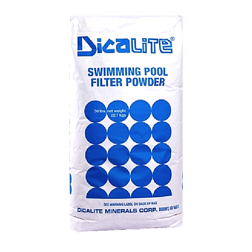 Dicalite DE Filter Powder (22.7 kilos)