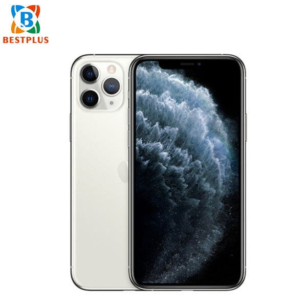 "Brand New Apple iphone 11 pro max A2220 Mobile Phone 6.5"" 4GB RAM 512GB ROM Hexa coreTriple Rear Camera Dual SIM Smart Phone"